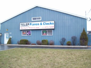 Telep pianos Warehouse