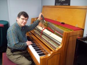 Ernie Storey Piano Tuner
