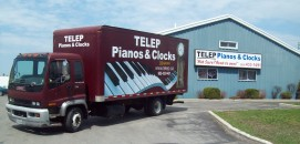 TELEP Piano Movers